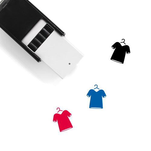 Shirt Self-Inking Rubber Stamp No. 162