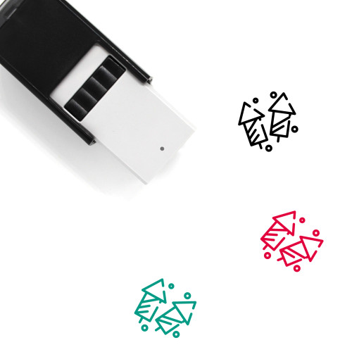 Celebrate Self-Inking Rubber Stamp No. 29