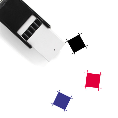 Artboard Self-Inking Rubber Stamp No. 29