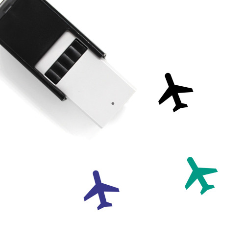 Airline Self-Inking Rubber Stamp No. 1