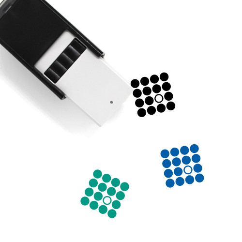 Independent Self-Inking Rubber Stamp No. 3