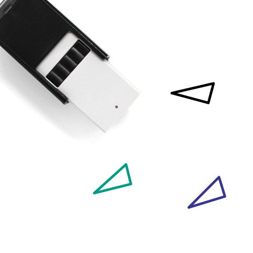 Volume Low Self-Inking Rubber Stamp No. 26