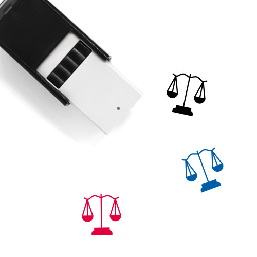 Law Self-Inking Rubber Stamp No. 220