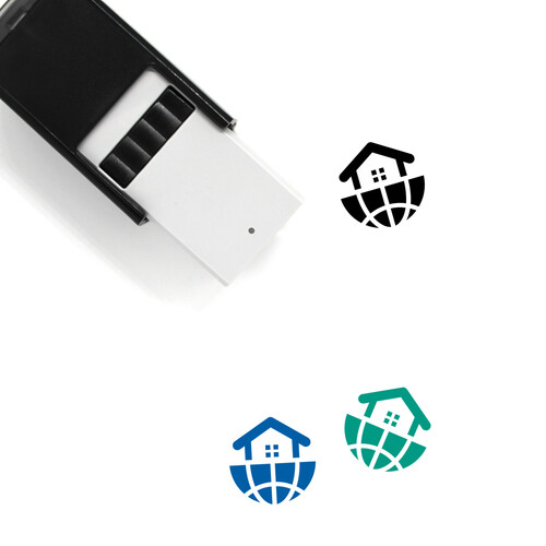 Accommodation Self-Inking Rubber Stamp No. 17