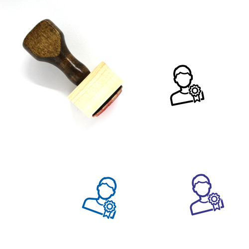 Seo Specialist Wooden Rubber Stamp No. 7