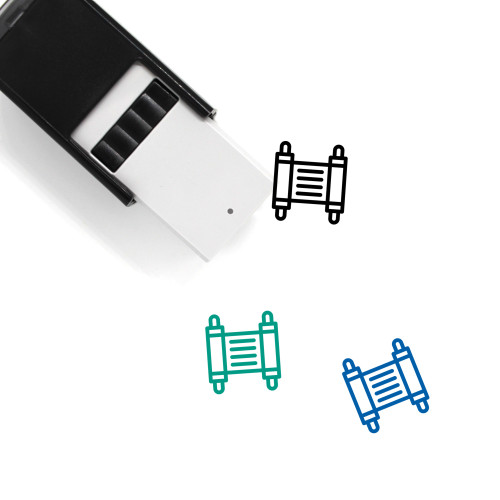 Torah Self-Inking Rubber Stamp No. 24