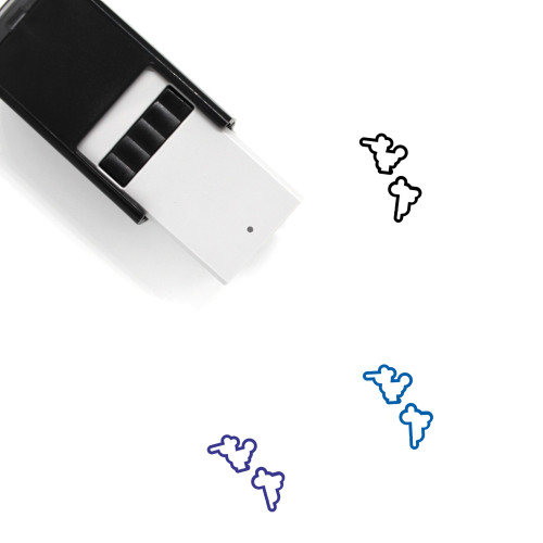Americas Self-Inking Rubber Stamp No. 4