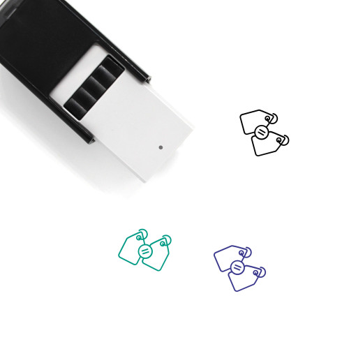 Price Match Self-Inking Rubber Stamp No. 1