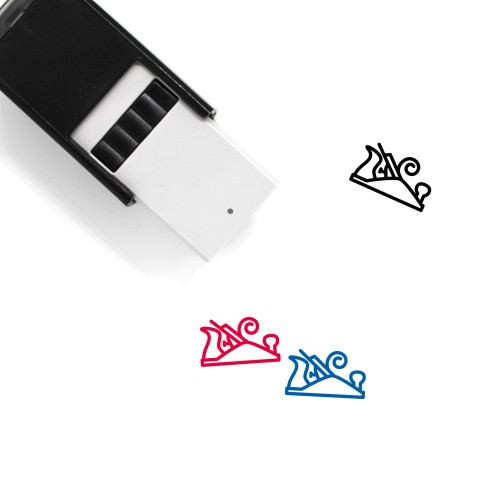 Wood Plane Self-Inking Rubber Stamp No. 3