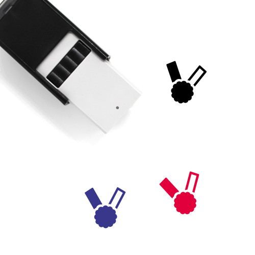 Medal Self-Inking Rubber Stamp No. 363