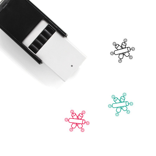 Dynamite Self-Inking Rubber Stamp No. 28