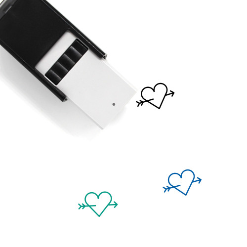Love Self-Inking Rubber Stamp No. 533