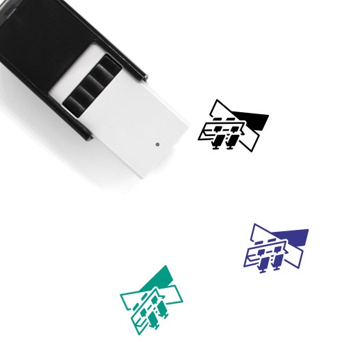 Department Self-Inking Rubber Stamp No. 5
