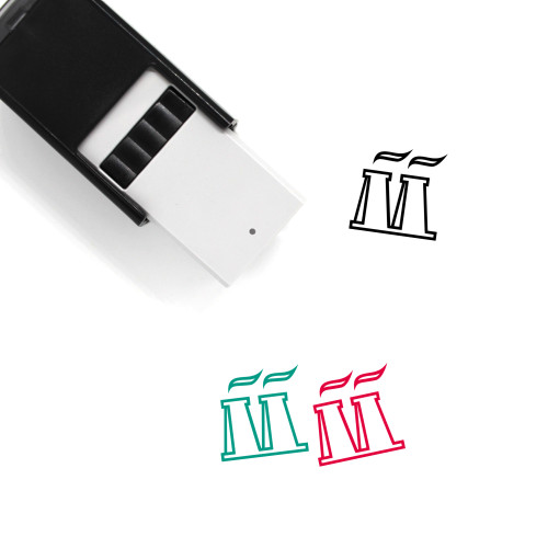 Factory Self-Inking Rubber Stamp No. 104