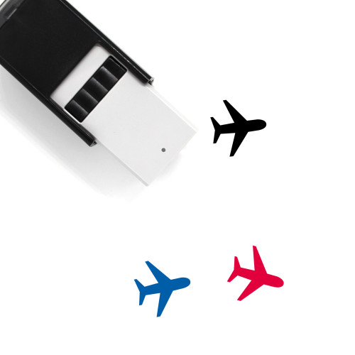 Airport Self-Inking Rubber Stamp No. 5