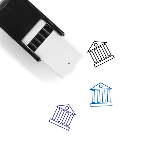 Court Of Law Self-Inking Rubber Stamp No. 2