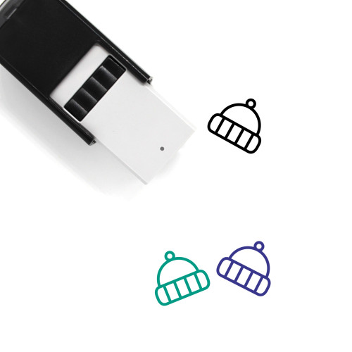 Beanie Self-Inking Rubber Stamp No. 68