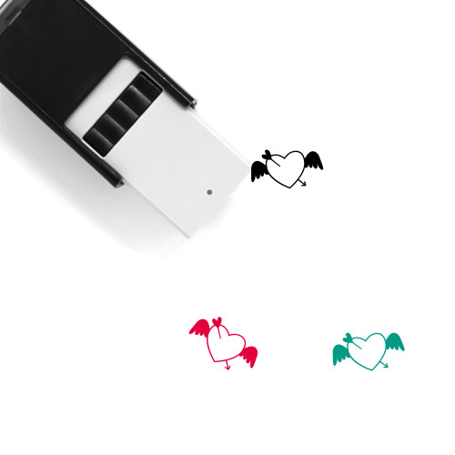 In Love Self-Inking Rubber Stamp No. 59