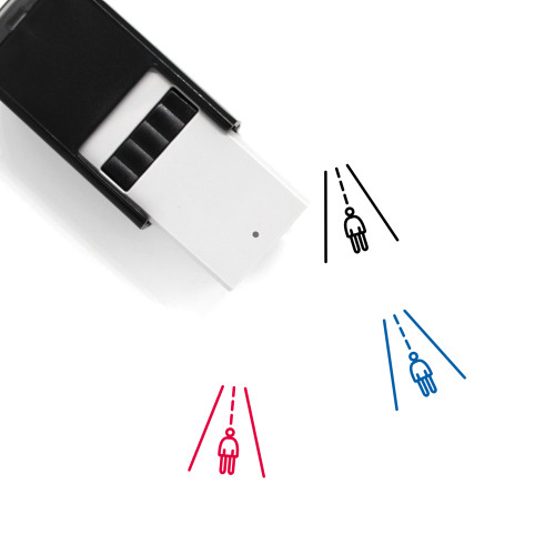 Beginner Self-Inking Rubber Stamp No. 1