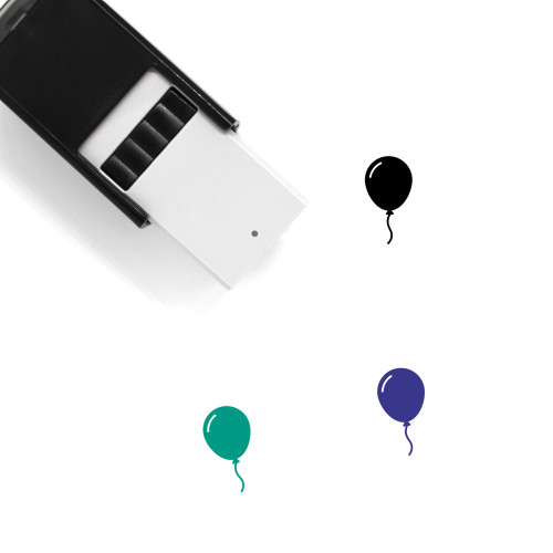 Balloon Self-Inking Rubber Stamp No. 142