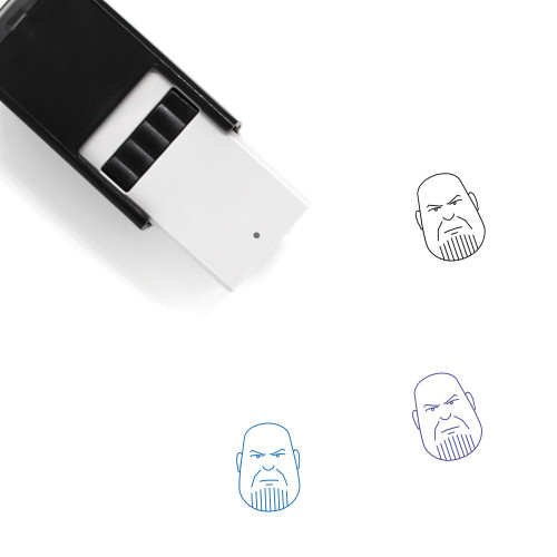 Thanos Self-Inking Rubber Stamp No. 1