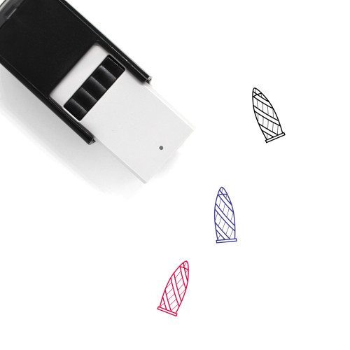 30 St Mary Axe Self-Inking Rubber Stamp No. 2