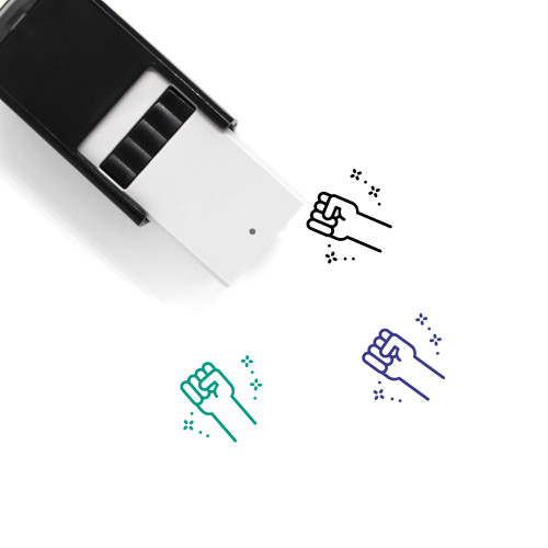 Martin Luther King Self-Inking Rubber Stamp No. 1