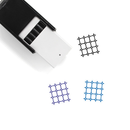 Net Self-Inking Rubber Stamp No. 57