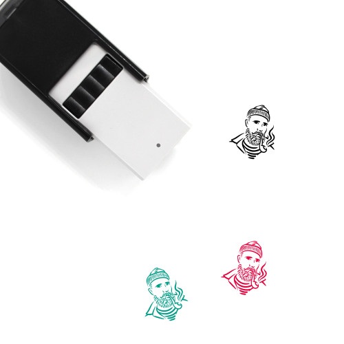Sailor Self-Inking Rubber Stamp No. 36