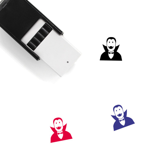 Dracula Self-Inking Rubber Stamp No. 5