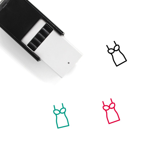 Dress Self-Inking Rubber Stamp No. 241