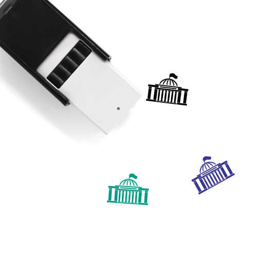 Parliament Self-Inking Rubber Stamp No. 5