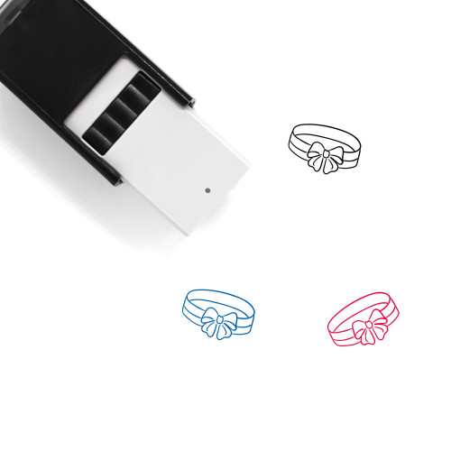 Ring Self-Inking Rubber Stamp No. 68