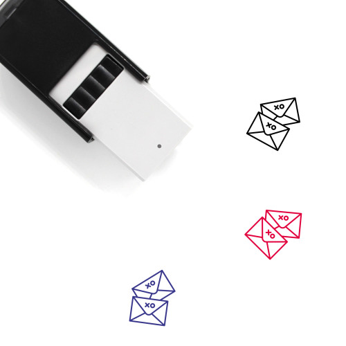 Valentines Day Self-Inking Rubber Stamp No. 73