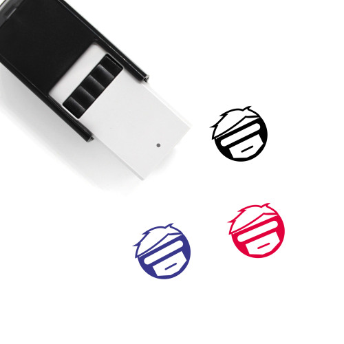 Cyclops Self-Inking Rubber Stamp No. 10