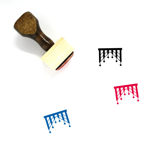 Decoration Wooden Rubber Stamp No. 260