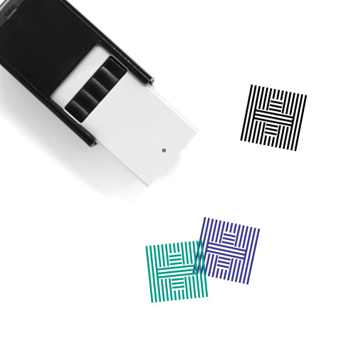 Cross Self-Inking Rubber Stamp No. 247