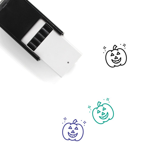 Halloween Self-Inking Rubber Stamp No. 184