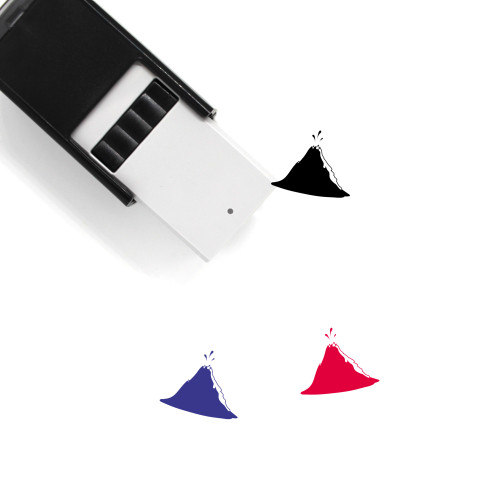 Volcano Self-Inking Rubber Stamp No. 59