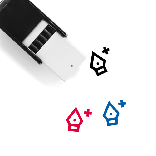 Add Anchor Point Self-Inking Rubber Stamp No. 15
