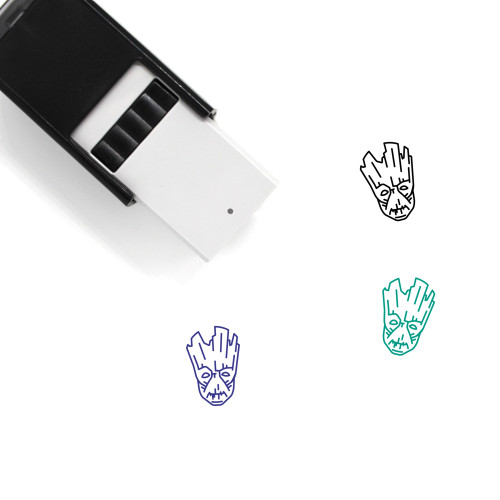 Groot Self-Inking Rubber Stamp No. 2