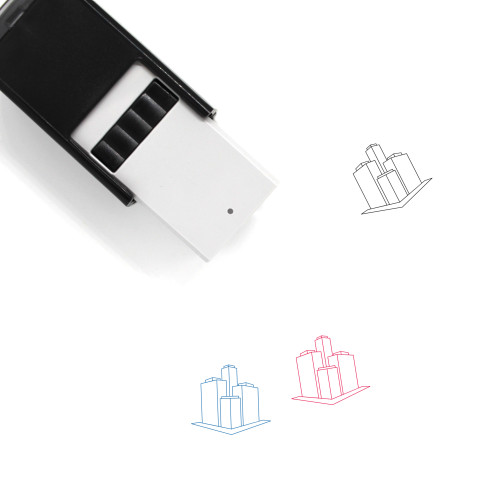 Architecture Self-Inking Rubber Stamp No. 29