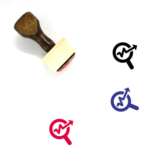 Analysis Wooden Rubber Stamp No. 59
