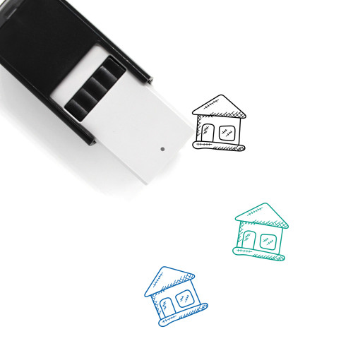 Shack Self-Inking Rubber Stamp No. 12