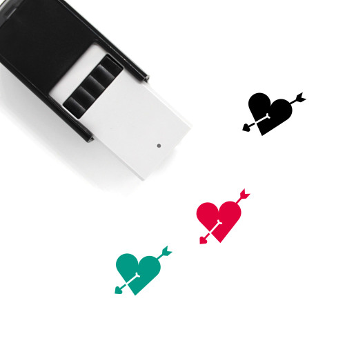 Love Self-Inking Rubber Stamp No. 609
