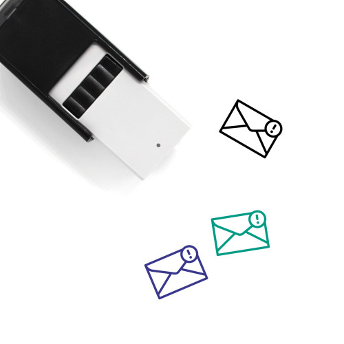 Important Mail Self-Inking Rubber Stamp No. 5