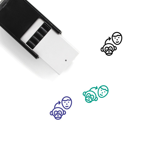 Revolution Self-Inking Rubber Stamp No. 13