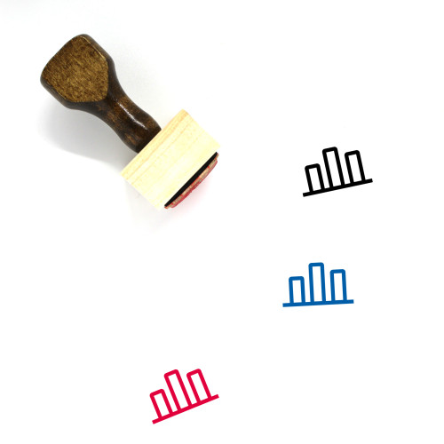 City Wooden Rubber Stamp No. 191
