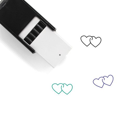 Romance Self-Inking Rubber Stamp No. 42