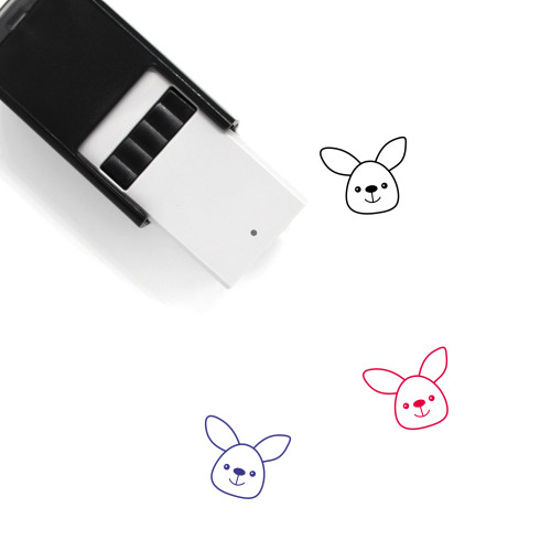 Animal Self-Inking Rubber Stamp No. 133